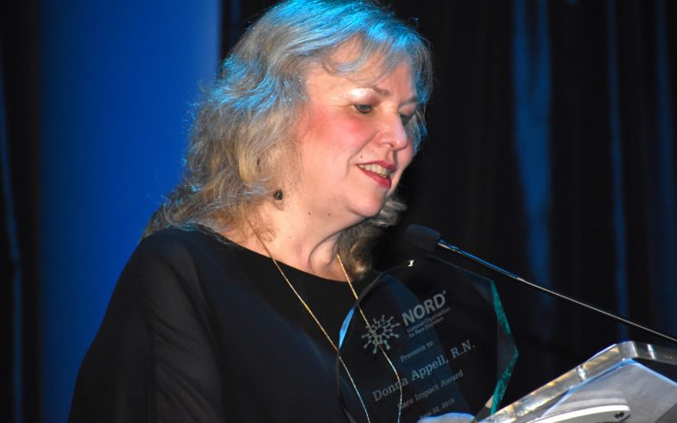 NORD Honors Industry, Patient Advocates at Rare Impact Awards Gala